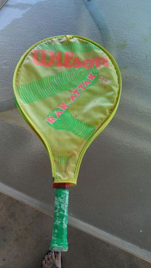Wilson rak attak racquet for Sale in Prattville, AL