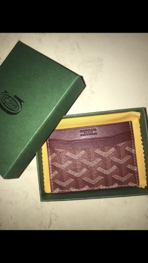 Goyard card wallet for Sale in Fullerton, CA