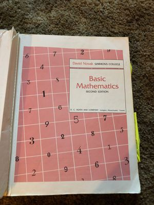 Basic Mathematics for Sale in Westminster, CA