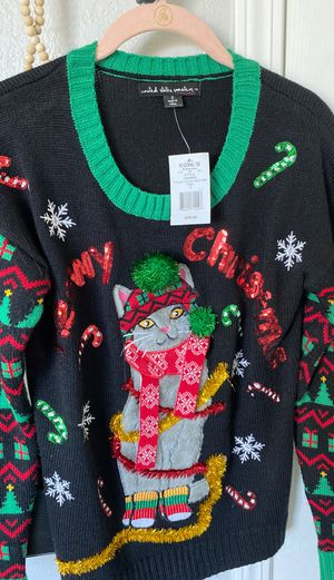 Cat Christmas sweater for Sale in Anaheim, CA