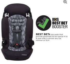 Cosco Finale 2-in-1 Booster Car Seat for Sale in Compton,  CA