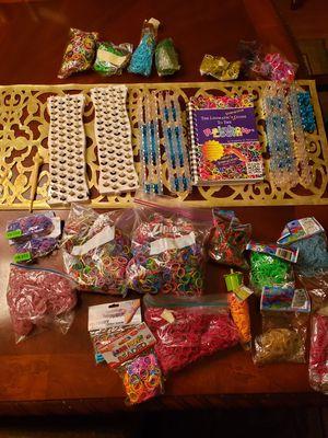Rainbow Loom lot for Sale in Chelsea, AL