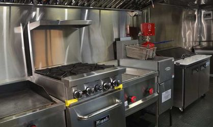 ‼️BRAND NEW FOOD TRUCK‼️READY TO GO ...SUPER PRICES.... GFQH for Sale in Dallas,  TX