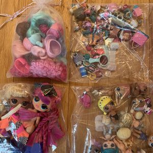 Used Lol Dolls OK Condition for Sale in Lombard, IL