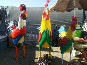 Large Rooster/ Chickens (sm,med, large) for Sale in Modesto, CA