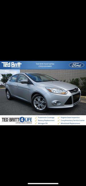 2012 Ford Focus SEL hatchback for Sale in Oakton, VA