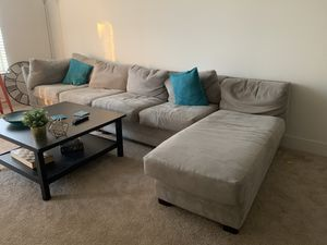 L-Shaped Couch for Sale in Milpitas, CA