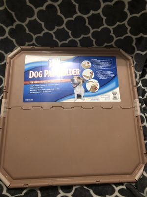 Out!Dog Pad Holder for Sale in Merritt Island, FL