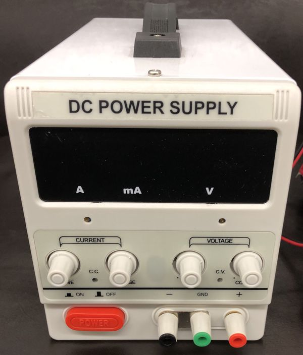 Variable DC Power Supply - 0-30V - Perfect for Labs, Schools or Test/Repair  Center - Brand New in the Box! for Sale in Temple City, CA - OfferUp