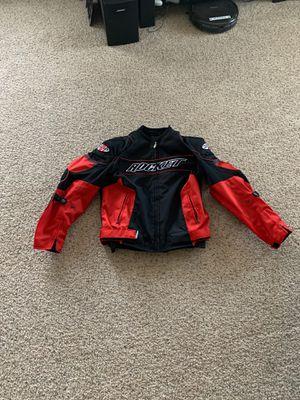 Medium textile Joe Rocket motorcycle jacket for Sale in Katy, TX