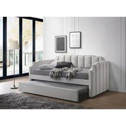 Peridot twin size Daybed with Trundle Now On Sale 459.00 In Stock! Free Delivery 🚚 for Sale in Ontario,  CA