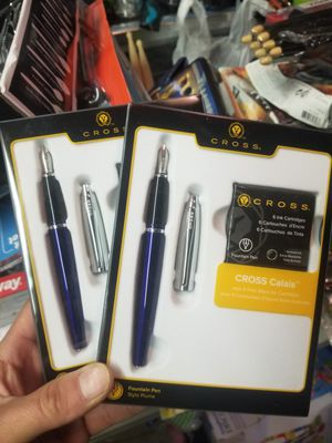 Cross fountain pens for Sale in Franklin Township, NJ