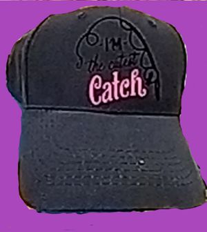 The cutest catch baseball hat for Sale in Florence, MS