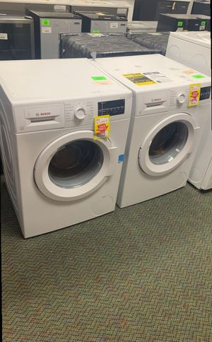 BOSCH WASHERS LIQUIDATION SALE 8 for Sale in Torrance, CA