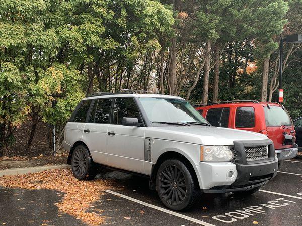06 Range Rover V8 SuperCharged
