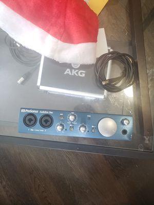 Presonus AudioBox ITwo Audio Interface for Sale in Boston, MA