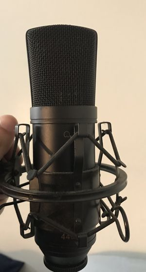 Good vocal microphone for Sale in Chicago, IL