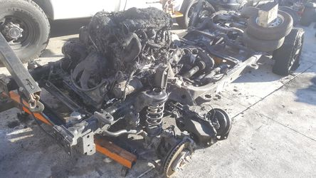 2021 Jeep wrangled unlimited sport parts or whole frame for Sale in Los Angeles,  CA
