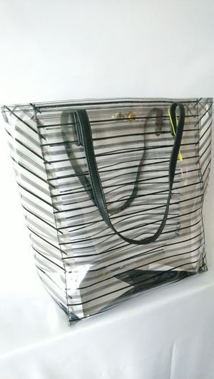 BCBGeneration Clear Tote Bag. for Sale in Takoma Park, MD