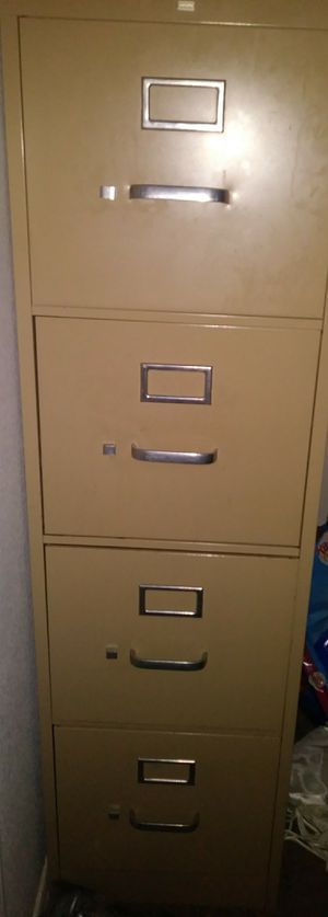 File cabinet for Sale in North Las Vegas, NV
