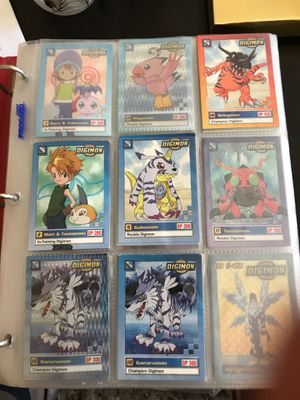 Pokémon, Sailor Moon, and Digimon Cards for Sale in Chicago, IL