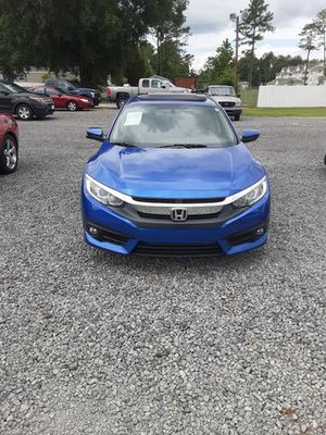 2016 Honda Civic for Sale in Fayetteville, NC