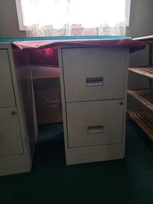 3 filing cabinets for Sale in Covington, WA