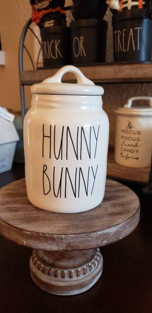Rae Dunn baby Hunny Bunny canister for Sale in Federal Way, WA