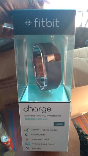 FitBit - CHARGE (Wireless Activity Wristband) for Sale in San Francisco, CA