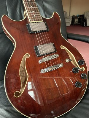 Ibanez semi-hollow body guitar- $225 for Sale in Mount Prospect, IL