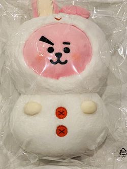 BTS BT21 Line Friends Official Christmas Winter Cooky Plush Plushie Doll NWT for Sale in Silver Spring,  MD