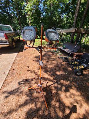 HDX 1200 tripod lights for Sale in Woodstock, GA
