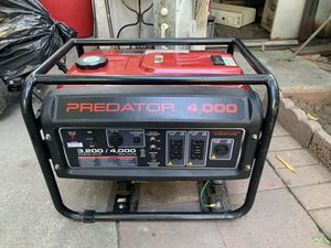 Power generator for sale $300 for Sale in Los Angeles, CA