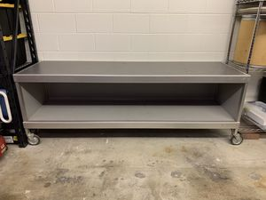 "Workbench 84"" Long x 30"" Tall x 24"" Deep for Sale in Long Beach, CA"