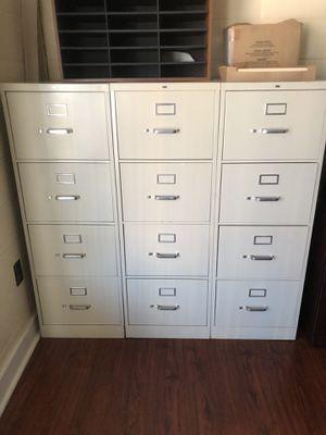 Legal Size Filing cabinet for Sale in Hendersonville, TN