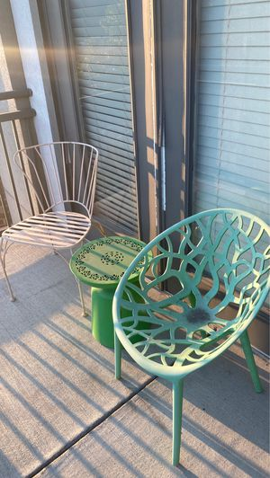 Outdoor patio balcony furniture for Sale in Dallas, TX