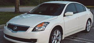 Oil changed 2007 Nissan Altima Clean good for Sale in Baltimore, MD