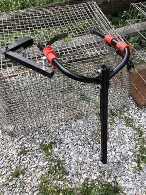 Bike rack for car hitch for Sale in Chesterland, OH