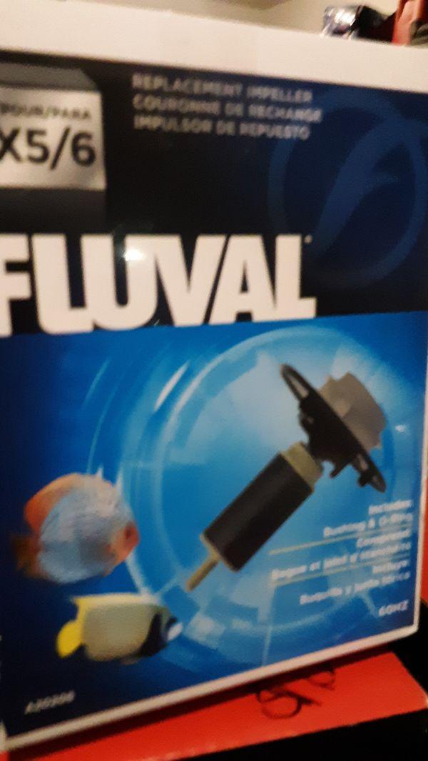 Fluval FX5 /FX6 Impeller