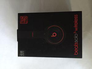 Beats solo3 wireless for Sale in Renton, WA