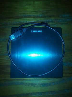 Samsung portable dvr writer for Sale in Fayetteville, AR