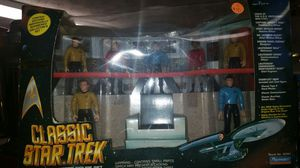 Star trek figure set for Sale in Appomattox, VA