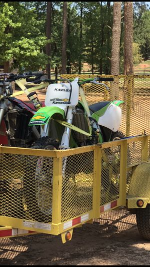 KX 250 One Fast BIKE. Plus a FREE HELMET for Sale in Marietta, GA