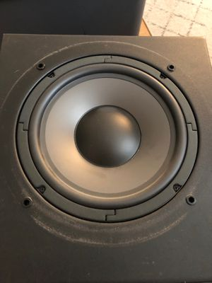 "Polk Audio Powered 10"" Subwoofer - PSW350 for Sale in Mesa, AZ"