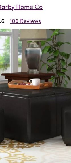 Turner 5 Piece Coffee Table Set Darby Home Co. for Sale in Denver,  CO