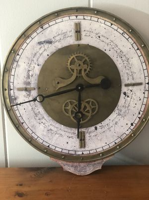 Reproduction Clock, needs fixing. for Sale in Virginia Beach, VA