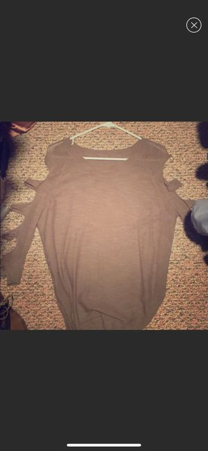 Bundle of two express sweater tunics quarter length sleeves for Sale in Boston, MA