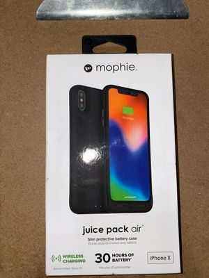 iPhone X Mophie Case for Sale in Kennewick, WA