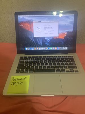 MacBook Pro (13-Inch, Mid 2009) 2.26GHz 2gb Ram 120gb SSD *UPGRADED & FAST* for Sale in Hickory Creek, TX