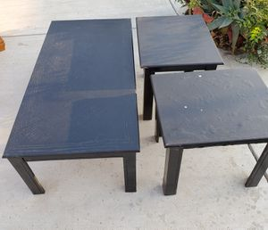 Coffee Table Set for Sale in Bakersfield, CA